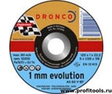 Абразивный диск для резки металла