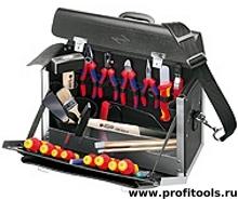 Чемоданы, сумки, портфели  укомплектованные инструментом