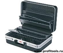 Портфели, сумки и чемоданы для инструментов (пустые)