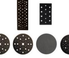 Защитные прокладки для шлиф. тарелок