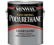 Полиуретановый лак на основе натурального льняного масла