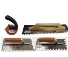 Шпатели и приспособления для укладки плитки