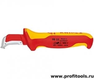 Нож для удаления оболочки KNIPEX 98 55