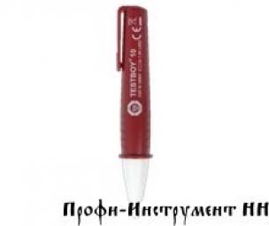 БЕСКОНТАКТНЫЙ ИНДИКАТОР НАПРЯЖЕНИЯ TESTBOY10