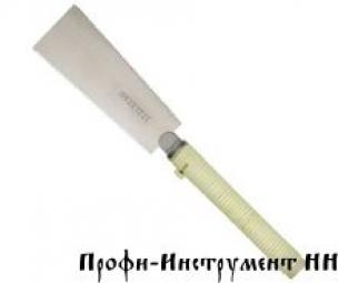 Пила Ryoba Compact, деревянная рукоять обернута ротангом, 712114