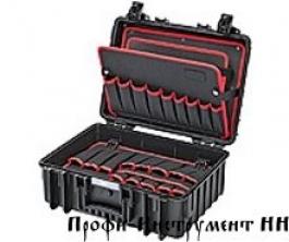 Инструментальный чемодан Robust пустой KNIPEX 00 21 35 LE