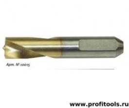 Сверло для сварных точек d 8 HSS CoTIN Alfra