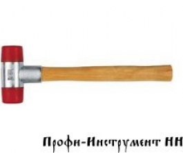Щадящий молоток с головкой из полиуретана 102     GR. 3/32 мм