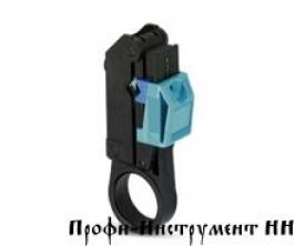 WIREFOX-D CX-9 Инструмент для снятия изоляции с коаксиальн. кабелей диам. 2,5...7,6 мм, 3-ступ