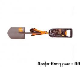 Лопата FISKARS садовая телескопическая +перчатки