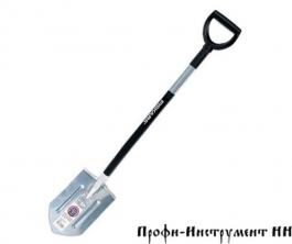 Лопата FISKARS облегченная,штыковая