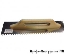 Шпатель 490х130мм с косым зубом 8 х 8 RAIMONDI