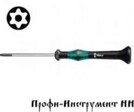 2067 Отвертка TORx® BO для электронщиков  Tx 10/60 мм BO