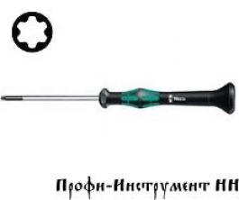 2067 Отвертка TORx PLUS® для электронщиков  IP 9/60 мм
