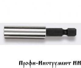Адаптер для бит 60мм магнитный 26006 Witte