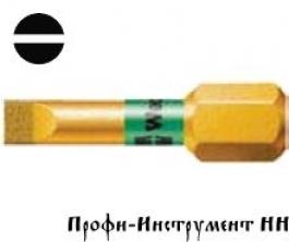 Бита шлицевая 1,2x6,5 мм Wera (800/1 BDC)