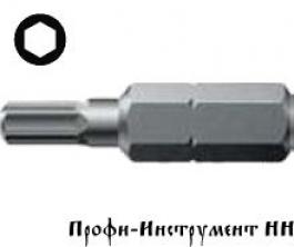 Бита шестигранная SW  8,0/25 мм Wera, 840/1 Z