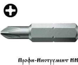 Бита PH4x32 мм Wera 851/2 Z