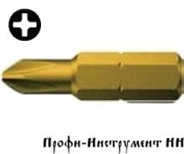 Бита PH0x89 мм Wera 851/4 A