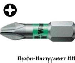 Бита PH1x25 мм Wera 851/1 BTZ