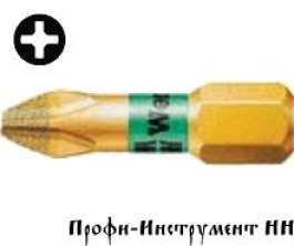 Бита PH3x25 мм Wera 851/1 BTH
