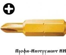 Бита PH1x25 мм Wera 851/1 ADC
