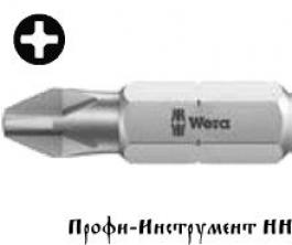 Бита PH2x32 мм Wera 851/1 Z