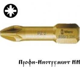 Бита PZ 2/25 мм Wera, 855/1 TH