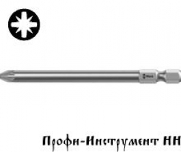 Бита PZ 3/70 мм Wera, 855/4 Z