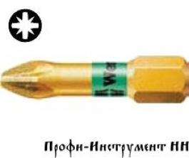 Бита PZ 2/25 мм Wera, 855/1 BDC