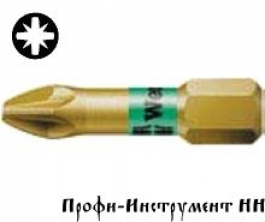 Бита PZ 1/25 мм Wera, 855/1 BTH