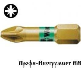 Бита PZ 2/25 мм Wera, 855/1 BTH