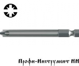 Бита PlusMinus PZ/S  2/70 мм Wera, 855/4