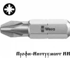 Бита PZ 4/32 мм Wera, 855/2 Z