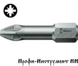 Бита PZ 2/25 мм Wera, 855/1 TZ ACR