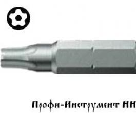 Бита Torx Plus с отверстием IPR 8x25 мм Wera, 867/1