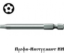 Бита Torx Plus с отверстием IPR 27x89 мм Wera, 867/4