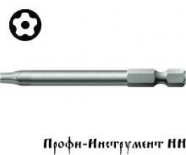 Бита Torx Plus с отверстием IPR 25x89 мм Wera, 867/4