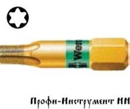 Бита TORX TX 10x25 мм Wera, 867/1 BDC