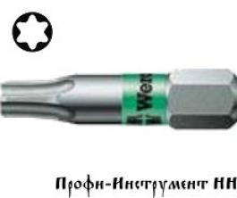 Бита TORX TX 40/25 мм Wera, 867/1 BTZ