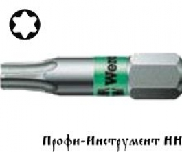 Бита TPRX TX 30/25 мм Wera, 867/1 BTZ