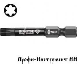 Бита ударная Torx TX 40x50мм Wera, Импактор 867/4  IMP DC