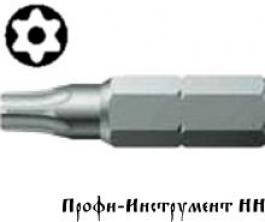 Бита Torx с отверстием Tx 10/25 Wera, 867/1 Z BO