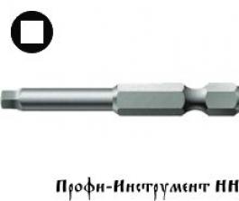 Бита 4-гранная 00/50 мм  Wera, 868/4 Z