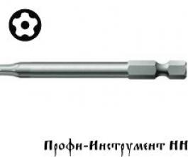 Бита пятилучевая с отверстием 873/4 Five Lobe 30x89 мм Wera