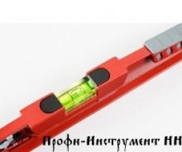 Уровень каменщика Kapro Shark 2 капсулы 920-10-80 800мм
