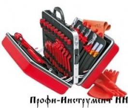 Чемодан универсальный KNIPEX 98 99 14 LE