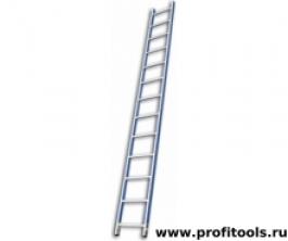 Лестница алюминиевая 1х12(5112) Алюмет