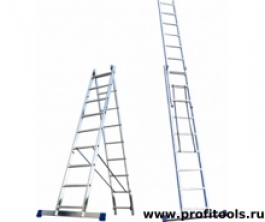 Лестница алюминиевая 2х9(5209) Алюмет