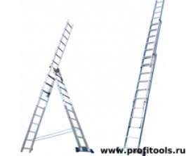 Лестница алюминиевая 3х13(6313) Алюмет